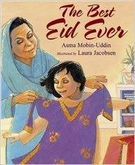 The Best Eid Ever Islamic childrens book
