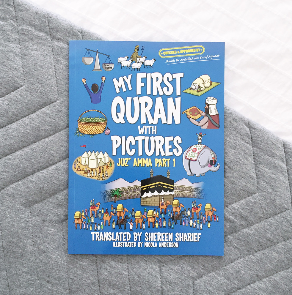 My First Quran with Pictures Cover