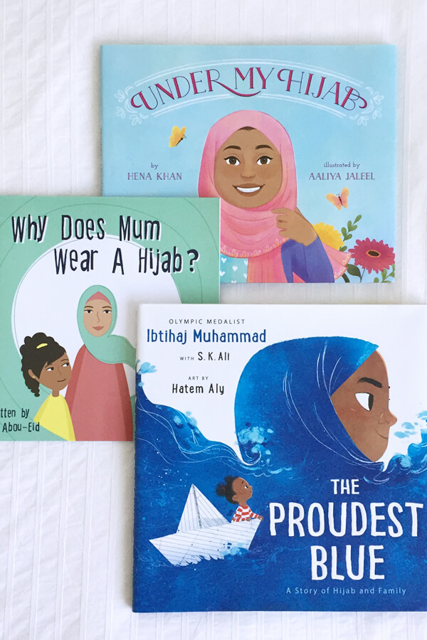 Hijab Kids Books   BOOK REVIEW 2019 • Little Wings ...