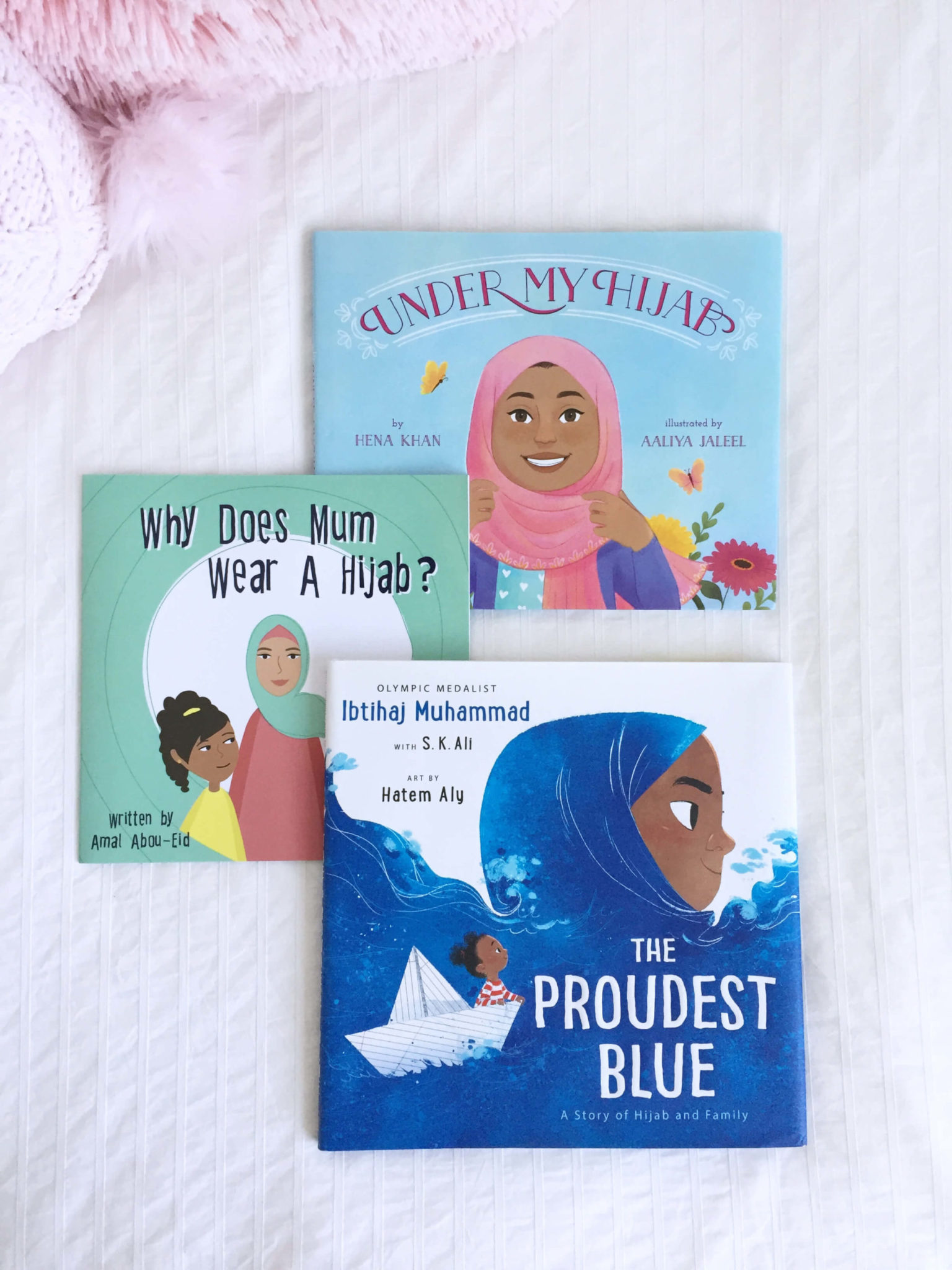 Hijab Books for kids review