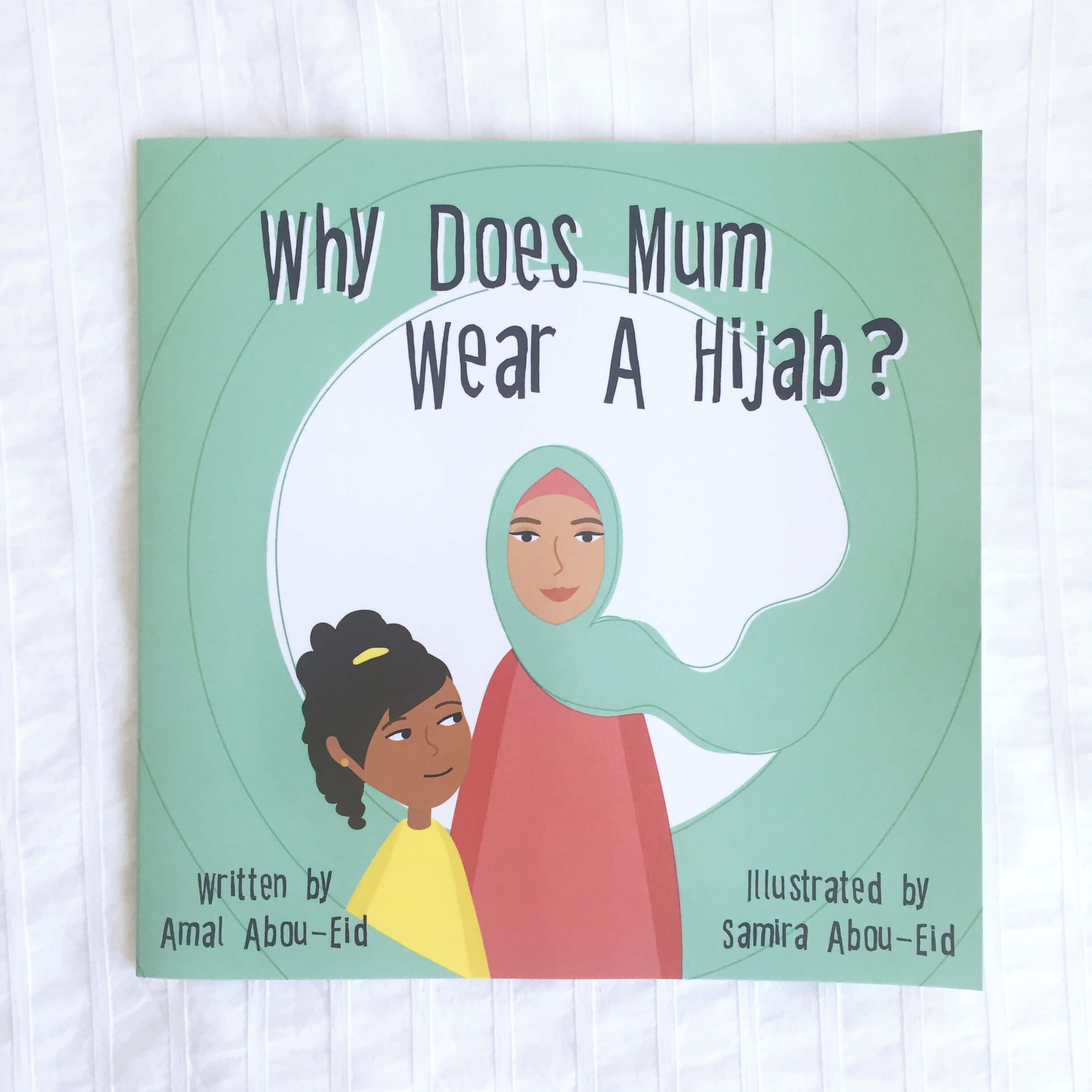 Why Does Mum Wear A Hijab book review