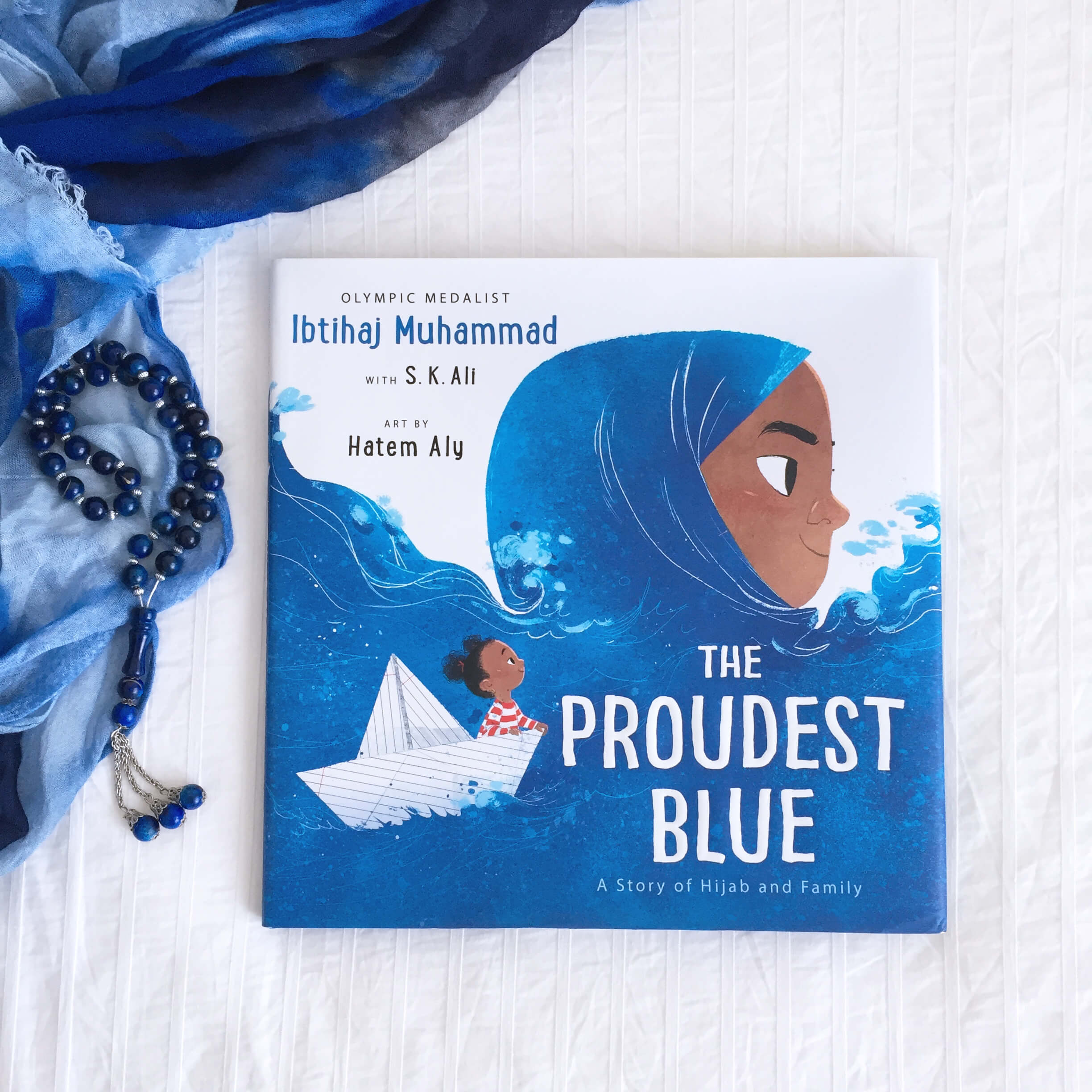 The Proudest Blue Cover 1