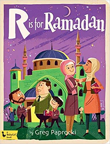 Book - R is for Ramadan