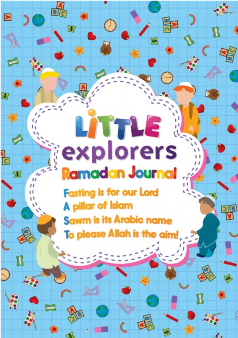 Ramadan Journal Little Explorers