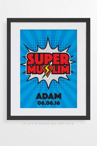 Super-Muslim-Blue-Islamic-Printable-Download