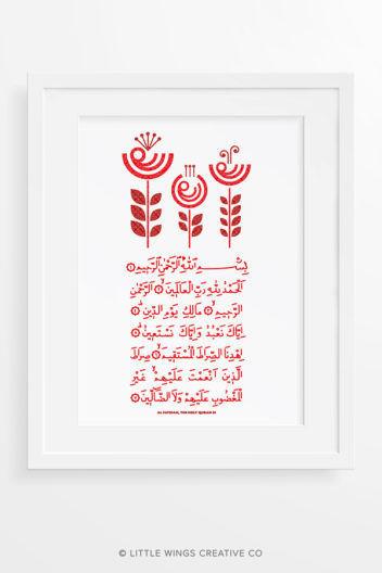 Surah-Fatihah-Arabic